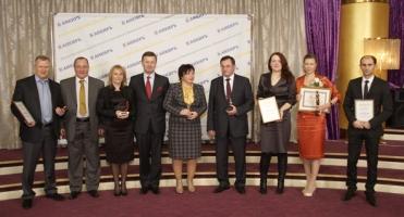 ІV Всеукраинский конкурс«Лидер страхового рынка - 2012»