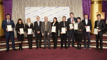 I Международный конкурс «Лидер в сфере платежных систем и технологий – 2012»