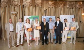 ІІ Всеукраинский конкурс «Профессиональная премия в сфере банковских технологий, оборудования и услуг - 2011»