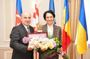 III Всеукраинский конкурс «Пани Банкир – 2011»