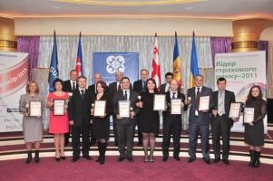 III Всеукраинский конкурс «Лидер страхового рынка– 2011»