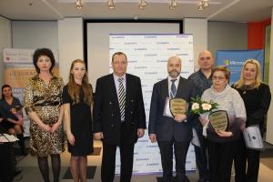 III Международный конкурс - «Лидер по предоставлению услуг в сфере безопасности – 2014»
