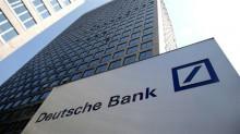 Deutsche Bank зафиксировал убыток в размере 94 млн евро