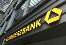 Немецкий Commerzbank увеличил чистую прибыть в 3 раза