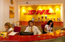 Служба DHL сконцентрировалась на e-Commerce