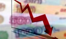 Обвал рубля на Московской бирже продолжается