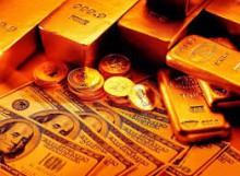 НБУ наращивает золотовалютные резервы