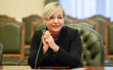 Падение курса доллара в Украине на 7,4% - Гонтарева