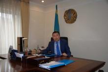 VIP- Интервью с Чрезвычайным и Полномочным Послом Республики Казахстан в Украине Ордабаевым Саматом Исламовичем